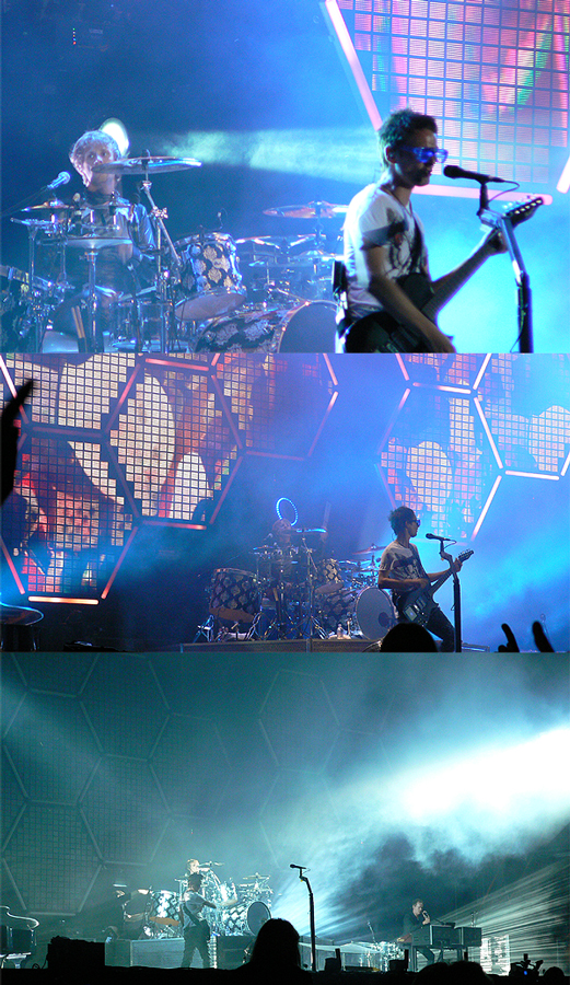 Muse, Sziget festival